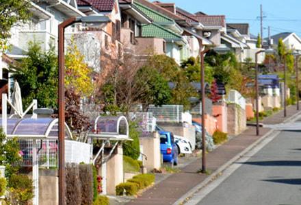 住宅団地型既存住宅流通促進モデル事業